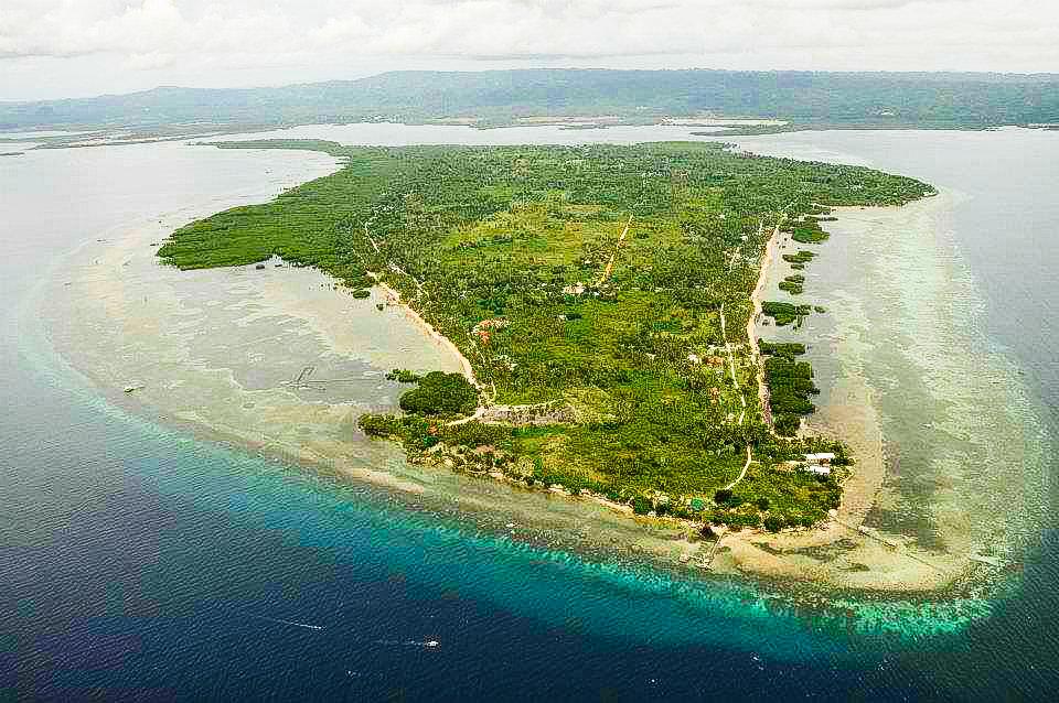 pangangan island