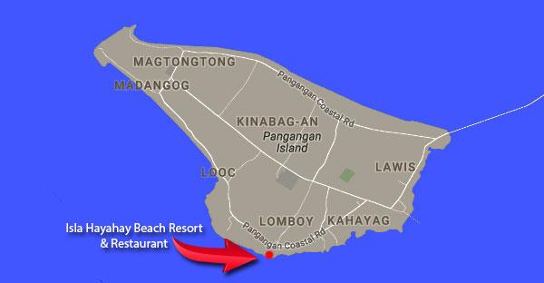 isla hayahay in lomboy